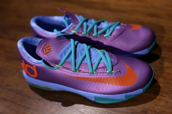 brand new e8ed4 1c964 Nike KD VI GS - Rugrats - Release Date | Sole Collector