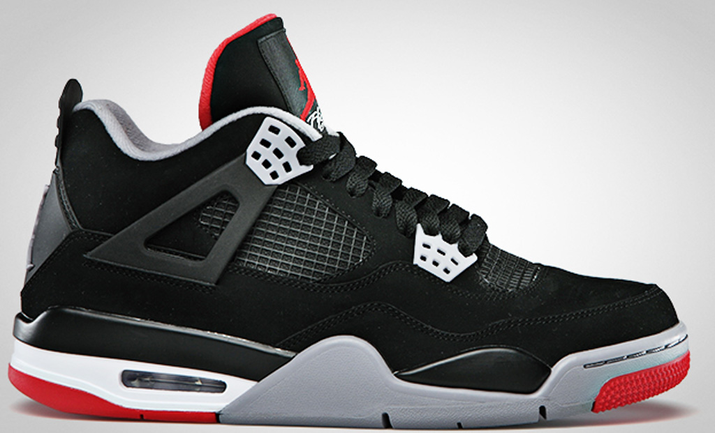 Air Jordan 4 Black Cement