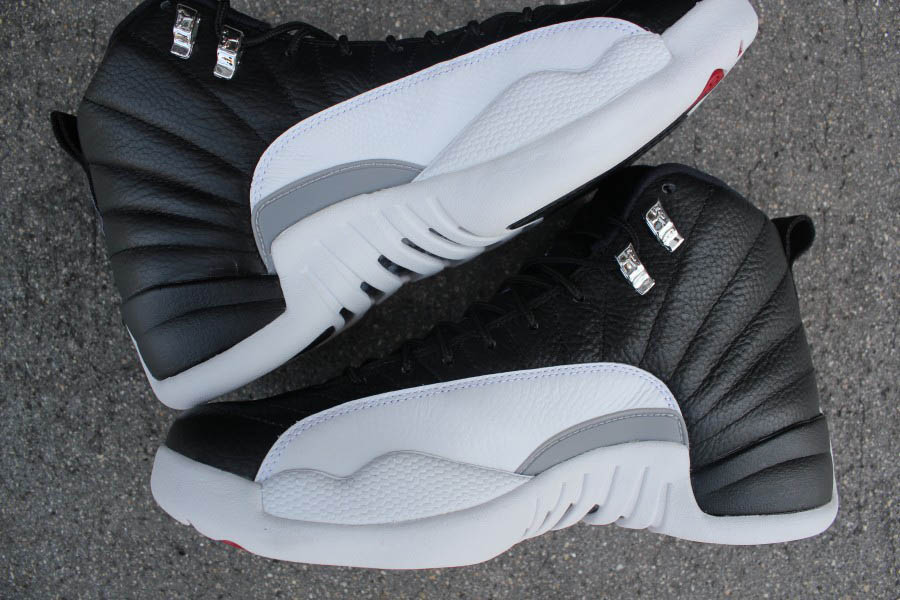 Air Jordan XII 12 Retro Playoff 130690-001 (2)