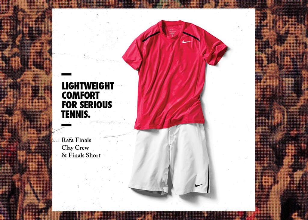 Nike Tennis 2012 French Open Collection for Rafael Nadal (2)