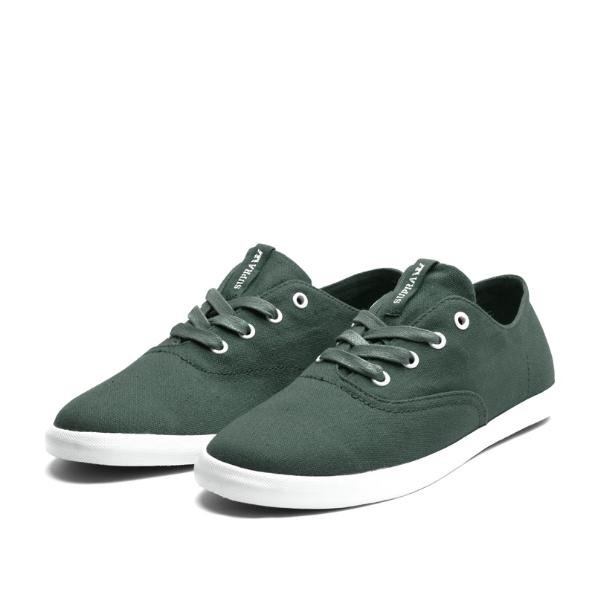 SUPRA Footwear - The Wrap - Green