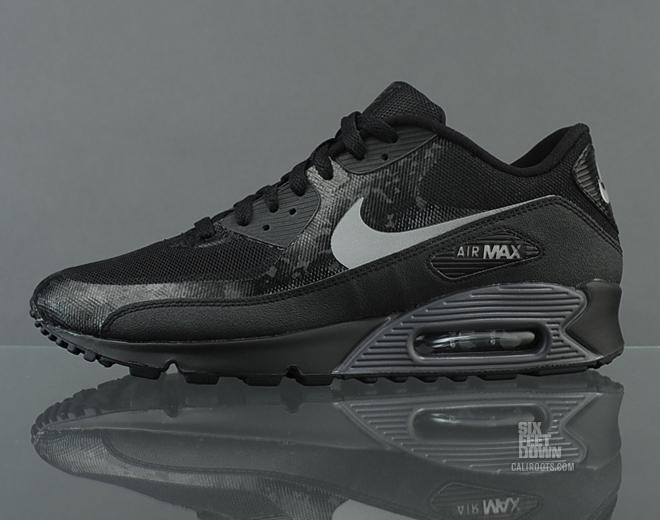 Nike Air Max 90 Black Camo