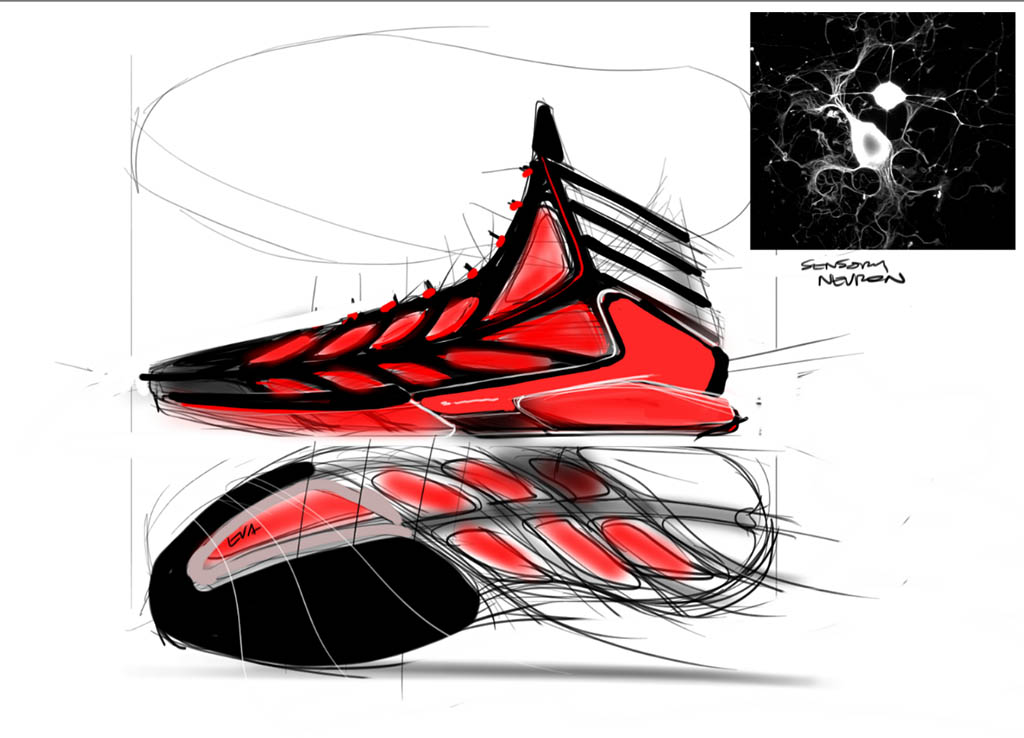 adidas adiZero Crazy Light 2 Sketch (11)