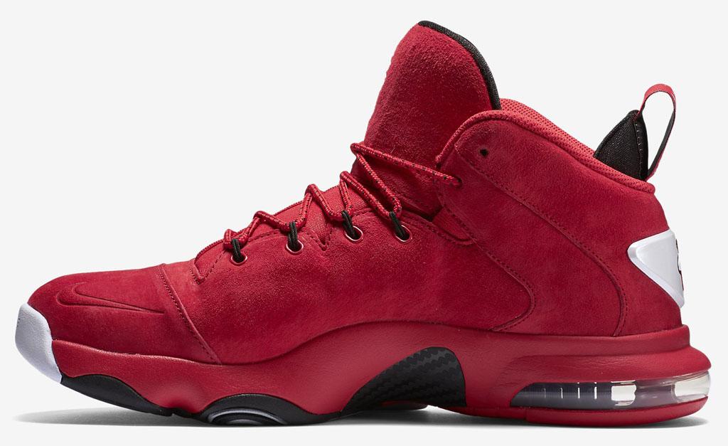 brand new 2c935 f202b Nike Penny 6 University Red 749629-600 (2)