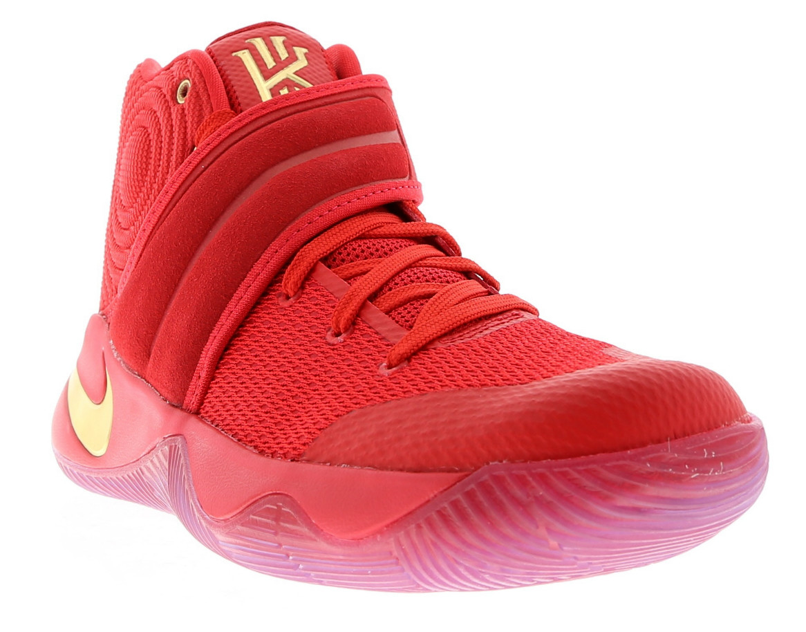 Gold Medal Kyrie 2 Front