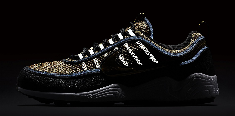 the best attitude 1fecd 0b455 NikeLab Zoom Spiridon Gold 849776-770 | Sole Collector