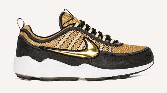 Gold NikeLab Air Zoom Spiridon 849776-770