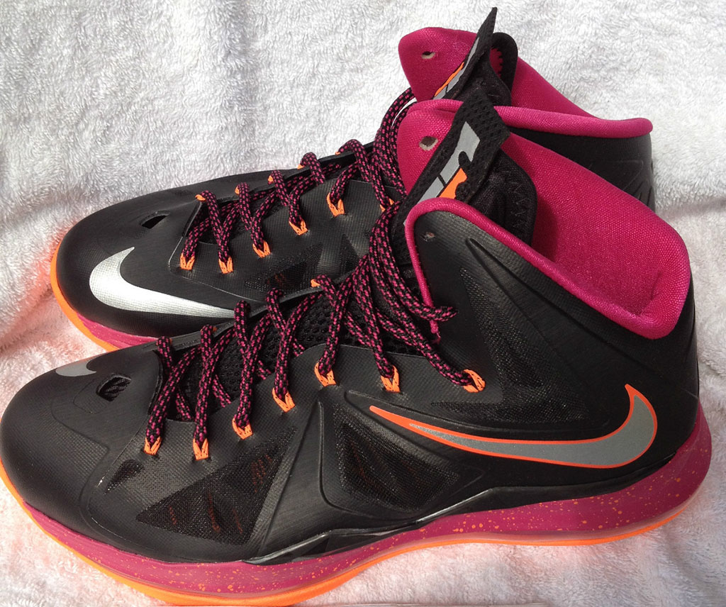 Nike LeBron X - Floridians Away | Sole Collector