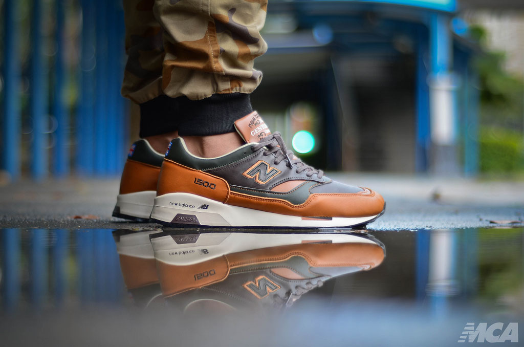 foshizzles in the 'Gentleman's Choice' New Balance 1500