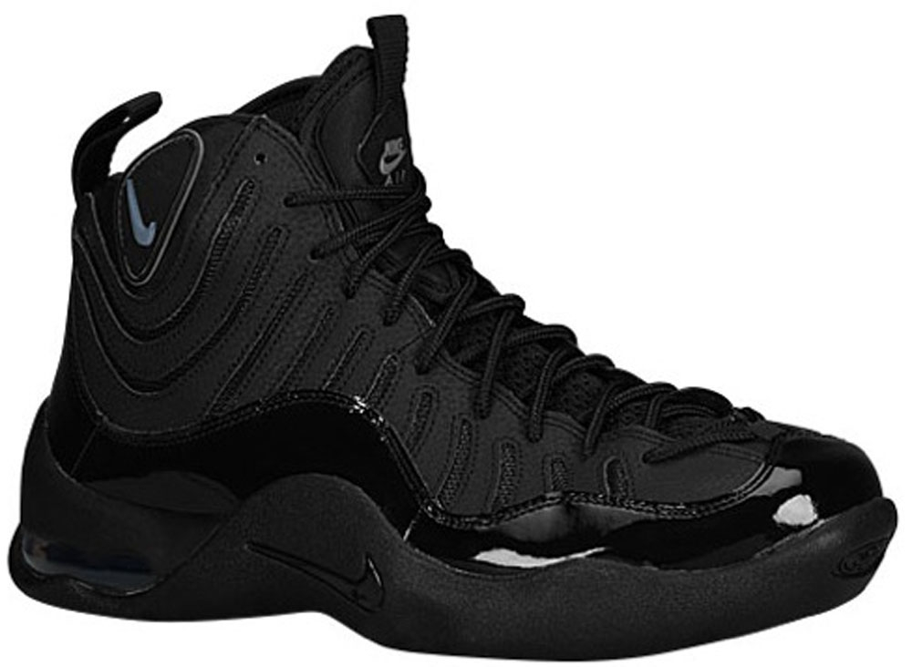 Nike Air Bakin' Black/Black-Black
