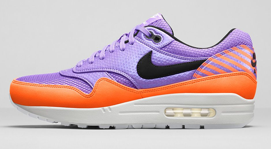 sneakers good texture official shop Nike Soccer Heritage Inspires the Air Max 1 FB Mercurial ...
