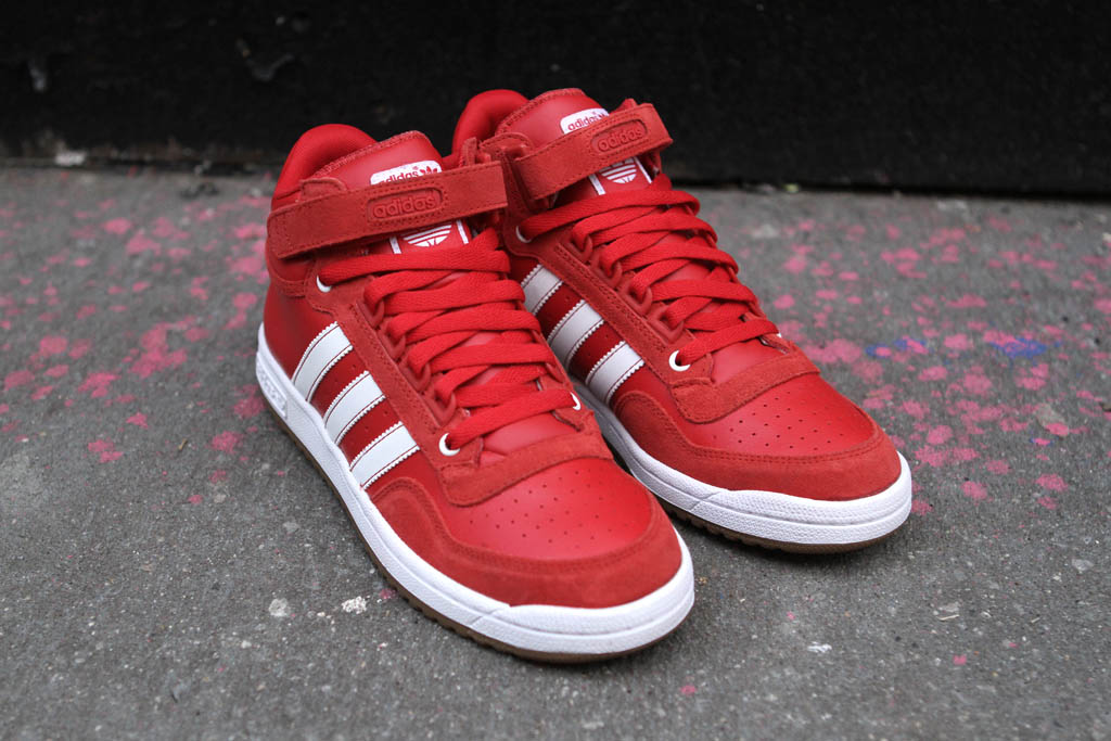 adidas Originals Concord Spring 2012 Red (1)