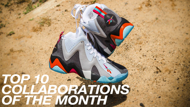 182070d0b3bb Sole Collector s Top 10 Collaborations of the Month - August Edition