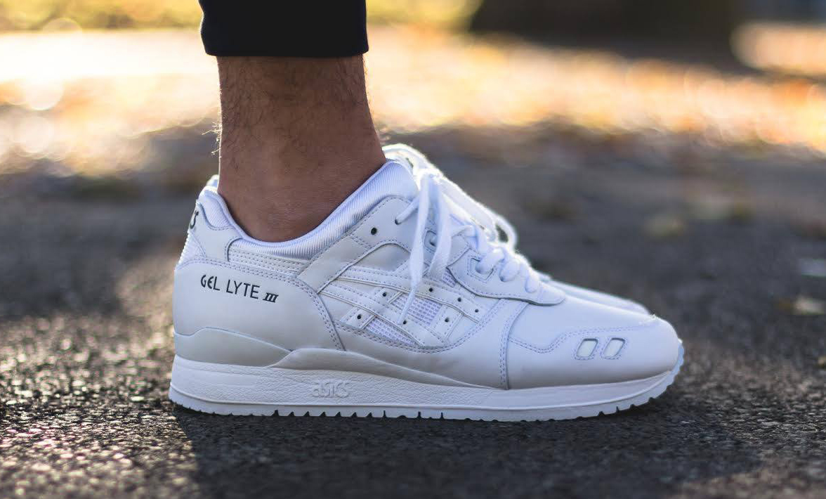 c50a4c668e4ef This Might Be the Cleanest Asics Gel Lyte III Ever