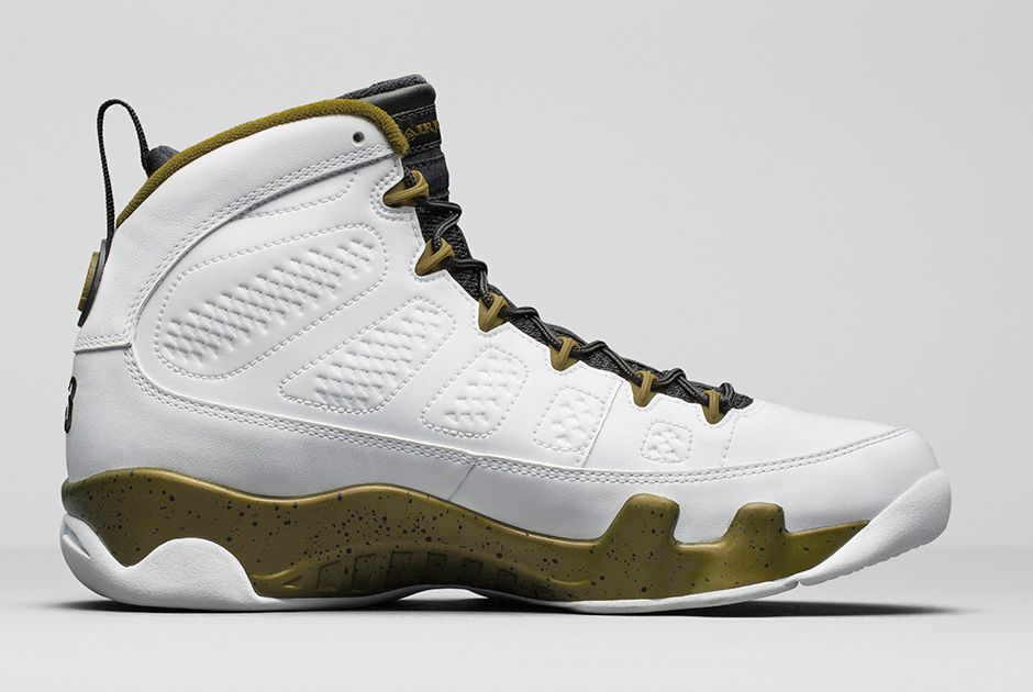 Air Jordan 9 The Spirit Statue Release Date 302370-109 (3)