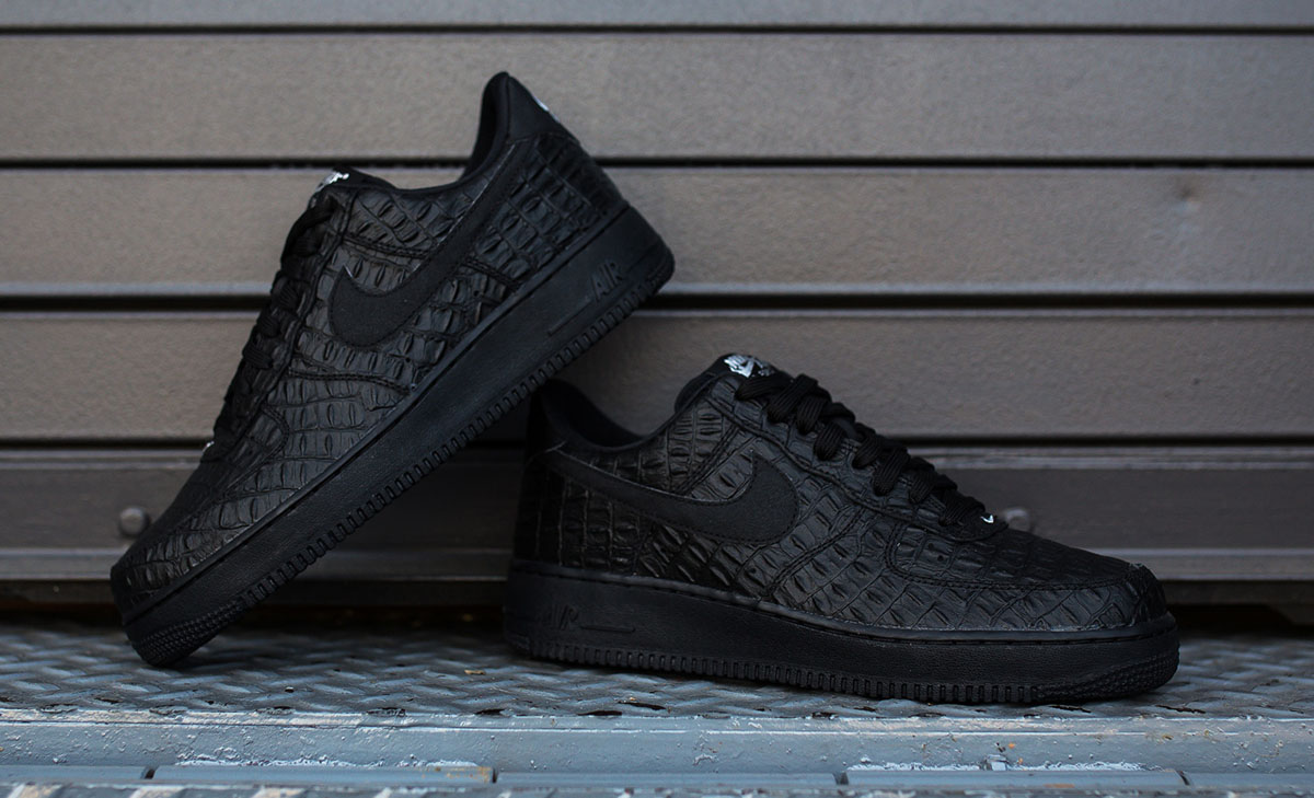 reputable site a7304 d3872 Nike Air Force 1 Low Croc (1)