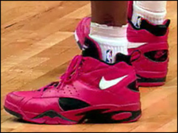 Flashback // Scottie Pippen 1994 All Star MVP in the Red Nike Air Maestro