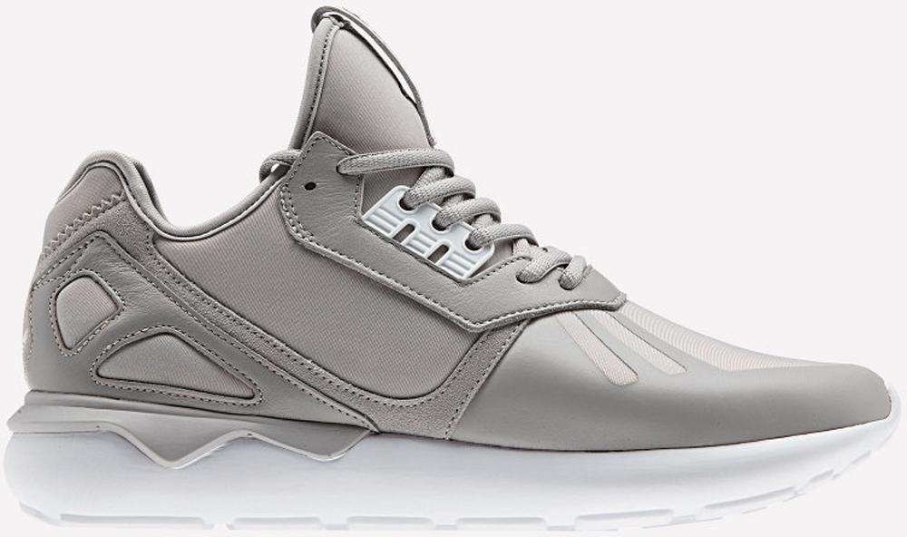 adidas Tubular Grey/White