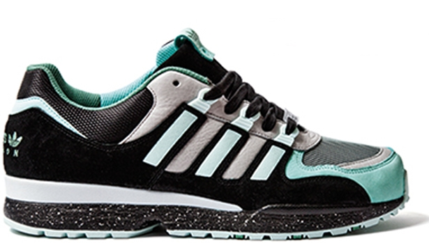 adidas Torsion Integral S Black/White Vapour-Light Ocean