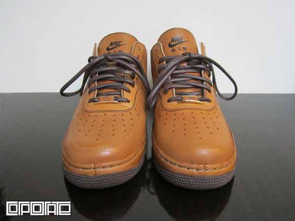 pretty nice a6732 97817 ... Nike Air Force 1 Low Supreme Deconstruct - Hazelnut - Now Available ...