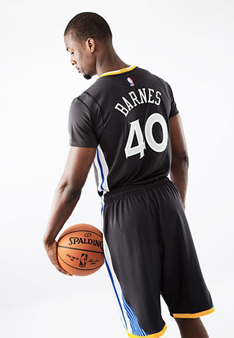adidas and the Golden State Warriors Unveil Slate Sleeved Alternate Uniform (6)