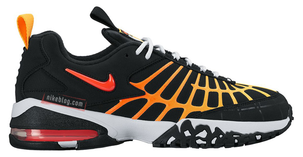 Nike Air Max 120 Black/Orange