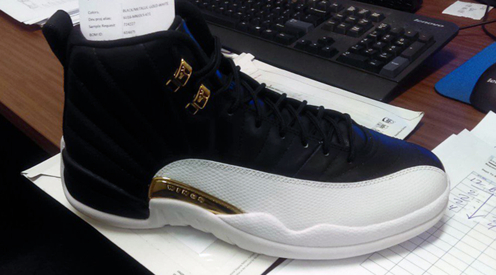 Macklemore Air Jordan 12