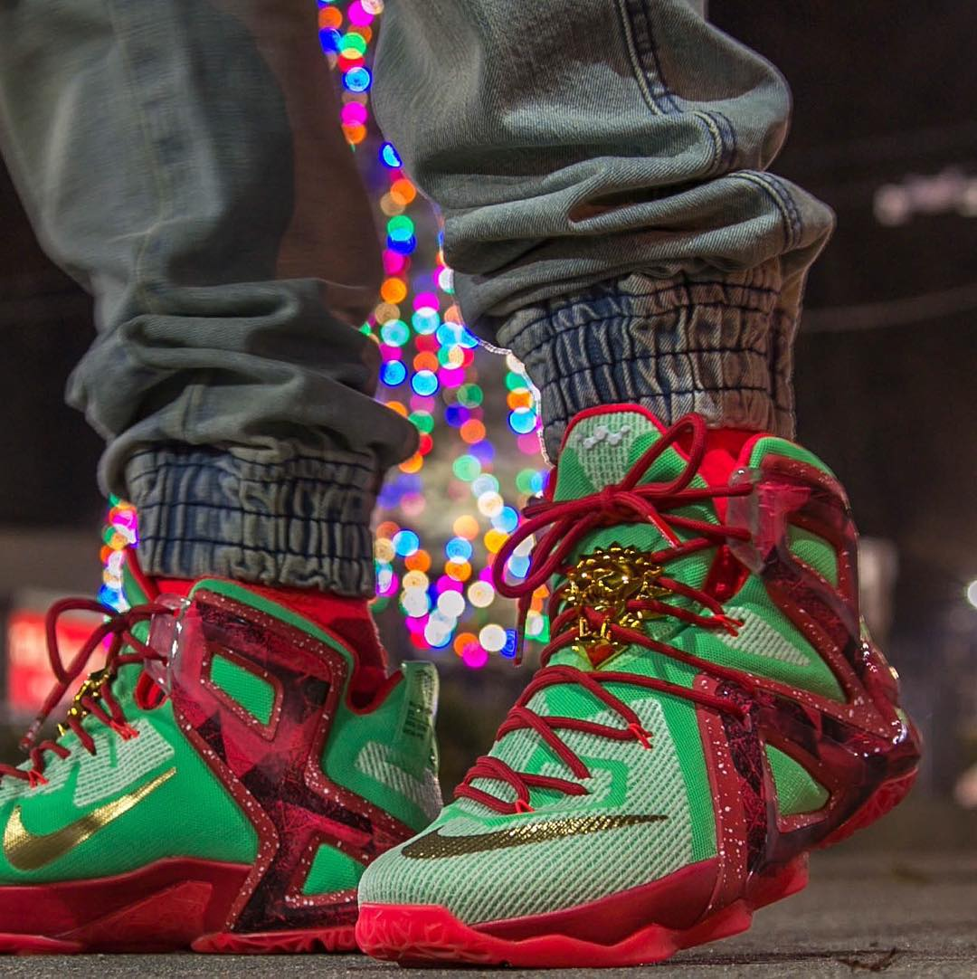 Christmas NIKEiD Designs | Sole Collector