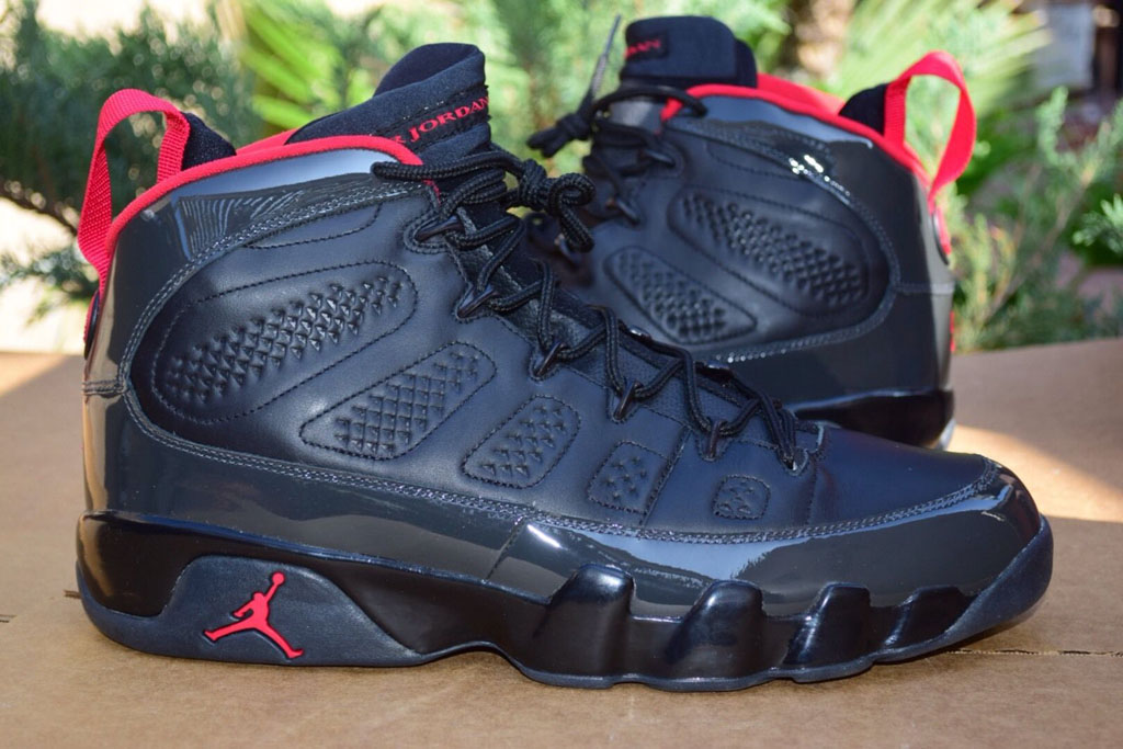 competitive price ff828 b0639 Jason Kidd's Air Jordan 9 PE Passed to eBay | Sole Collector