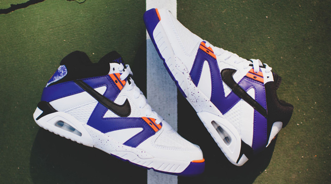 18b40aa5 Nike Drops Off Something for Andre Agassi Fans | Sole Collector