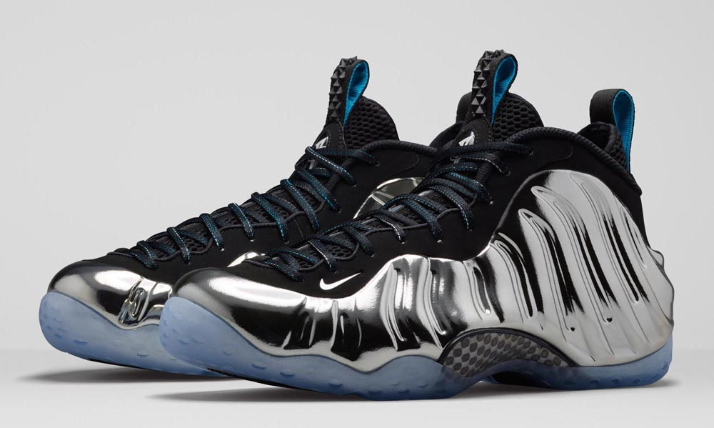 9aad6a37a15 How to the Buy Nike Foamposite  Mirror  All-Star at Foot Locker ...