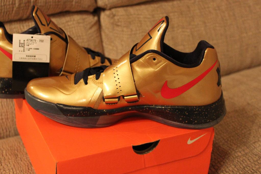 newest a9226 87b3e Nike Zoom KD IV 4 Gold Medal 473679-702 (6)