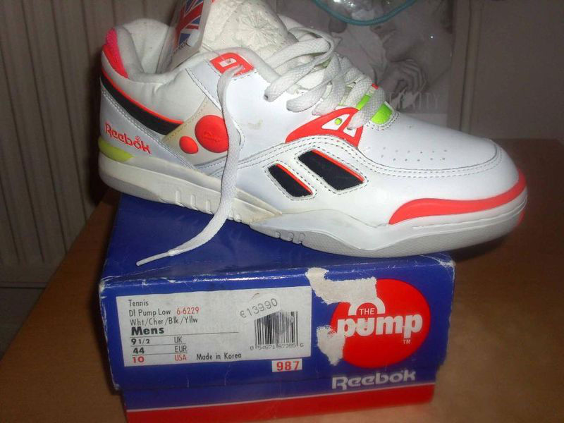 Spotlight // Pickups of the Week 6.9.13 - Reebok Court Victory Dual Pump Low by MJGA_xx