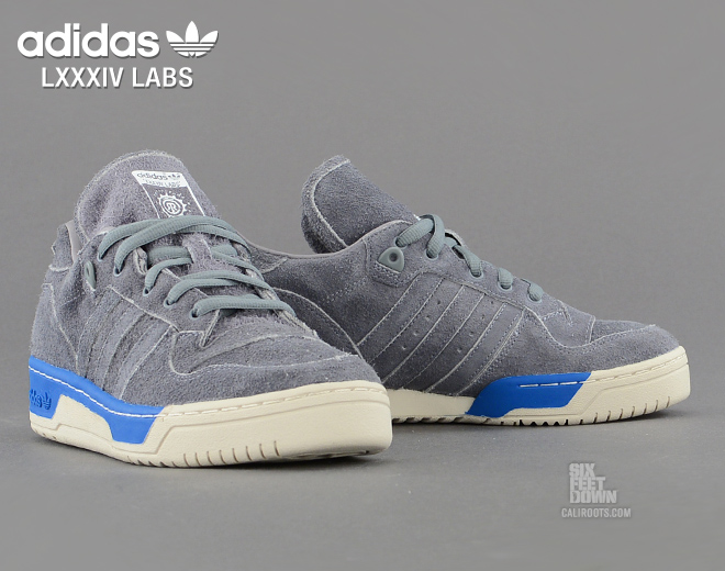 adidas Originals 84-Lab by Kazuki Kurashi Rivalry Low