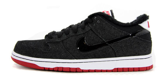 designer fashion 67cb4 1ccae Any Air Jordan-inspired sneaker is typically a safe and easy win. A Dunk  with patent leather and mesh, in one of the most popular 11 colorways Even  easier.