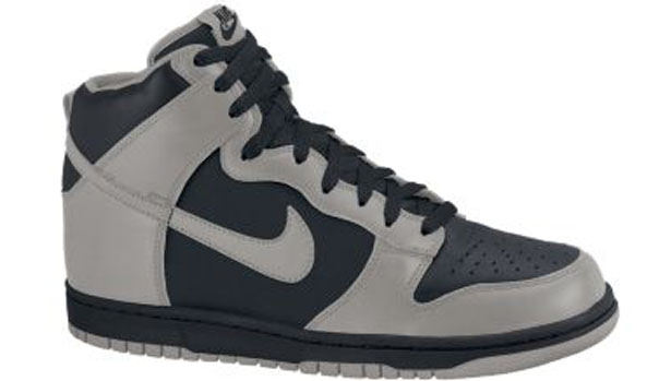 Nike Dunk High Black/Medium Grey