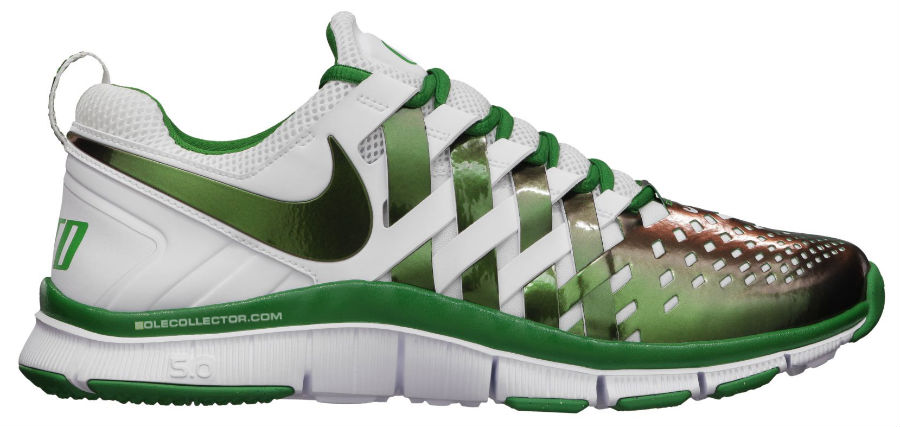 Nike Free 5.0 Oregon Ducks