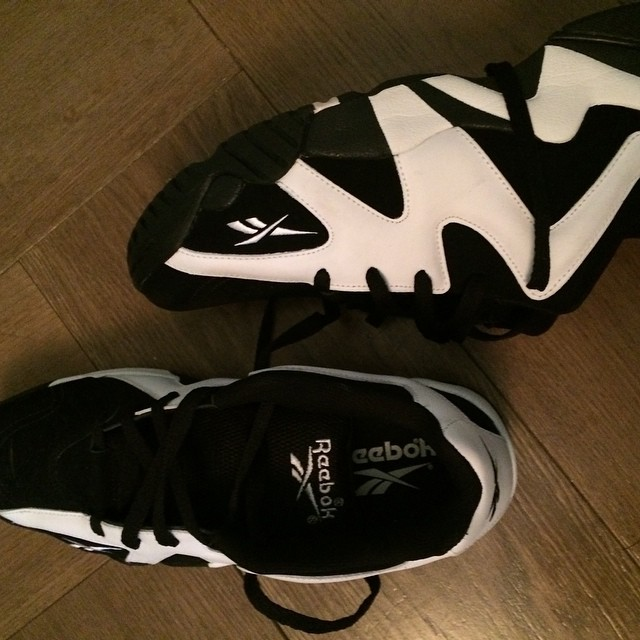 Rick Ross Picks Up Reebok Kamikaze 2 Low