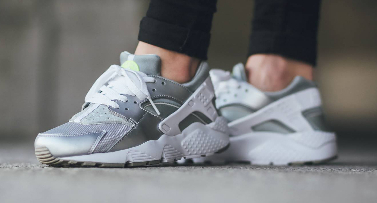 buy popular 1c396 6b903 There s Another Silver Nike Huarache Coming