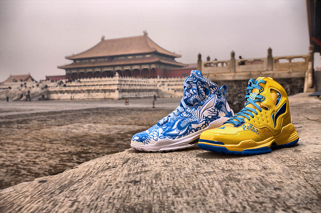 Li-Ning Basketball Year of the Dragon Collection (2)