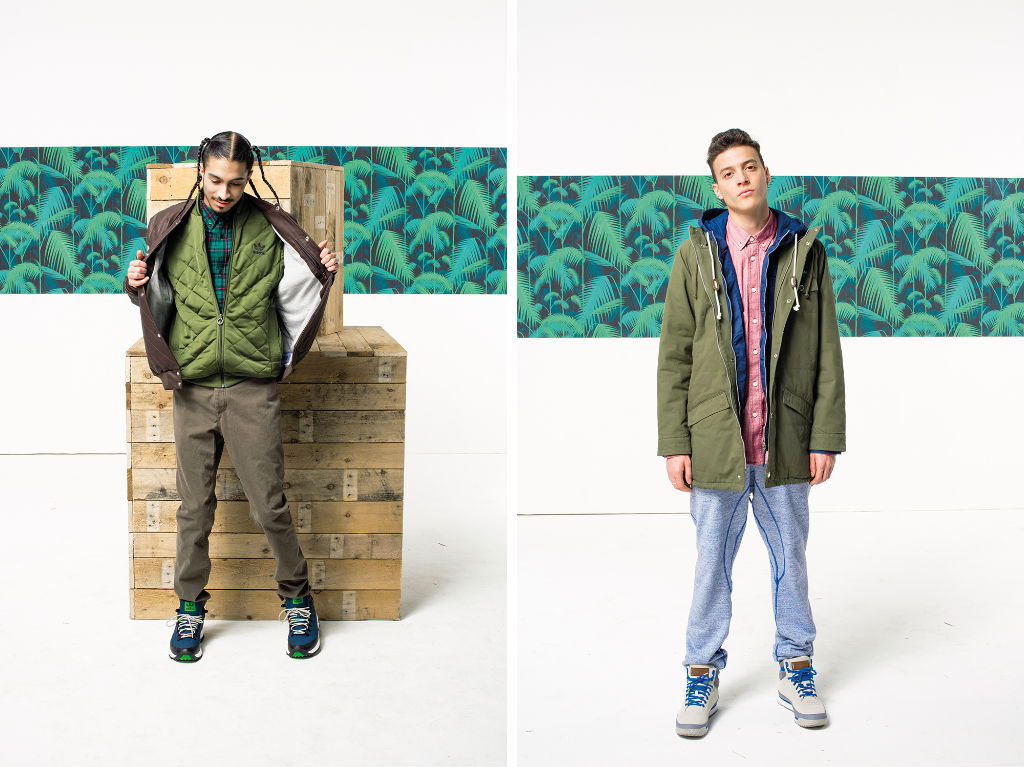 adidas Originals Fall/Winter 2013 Lookbook (5)
