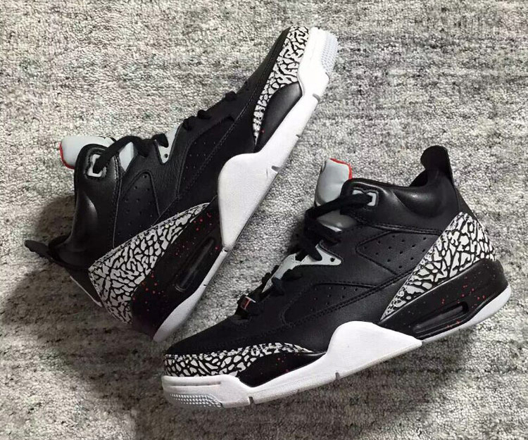 low priced bcf75 4190a Release Date  Jordan Son of Mars Low  Black Cement