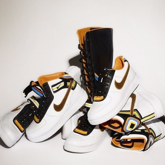 Stay tuned to Sole Collector for further details on the Riccardo Tisci x  Nike Air Force 1 RT Collection.