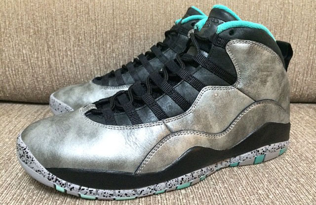 nike air jordan retro 10 lady liberty