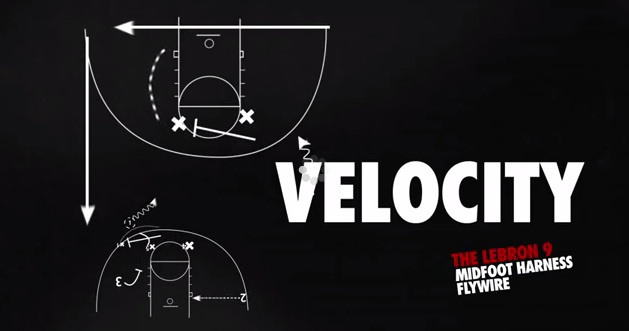 ... Shoe Science    Velocity. Get an inside look at the all-new lockdown  system implemented into the upcoming Nike LeBron 9. 5b64ca2224e1
