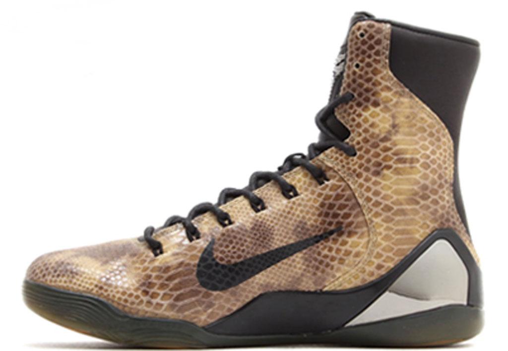 2c97d576f3a The Snakeskin Nike Kobe 9 Hi EXT is Releasing