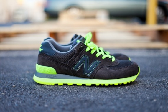 cheaper 0bd39 b1a59 New Balance 574 - Neon | Sole Collector