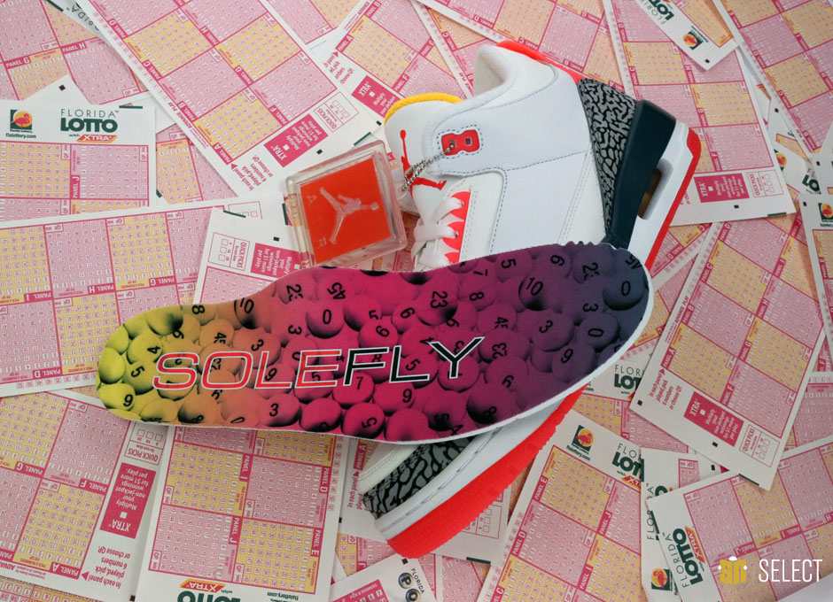 SoleFly x Air Jordan III 3 Lotto (1)