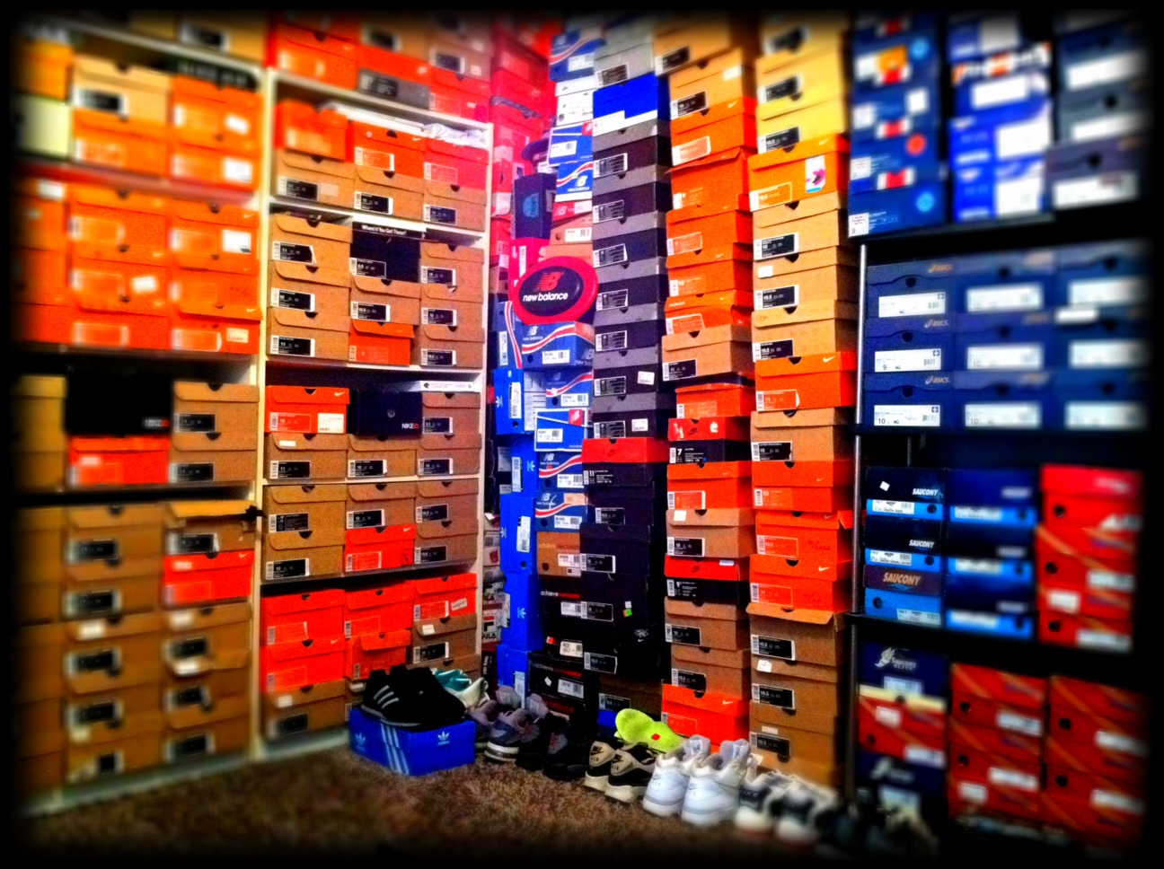 20 Of The Most Epic Sneaker Collection Photos Youll Ever See