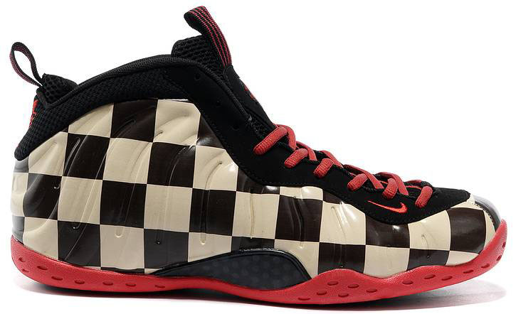 new product fb0a3 2c056 Worst Fake Nike Foamposites  Checkerboard